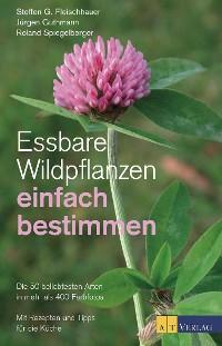 Cover Essbare Wildpflanzen einfach bestimmen - eBook