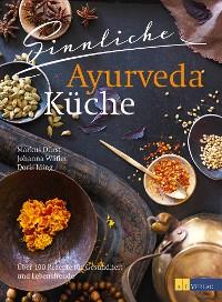 Cover Sinnliche Ayurvedaküche - eBook