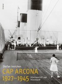 Cover Cap Arcona 1927-1945