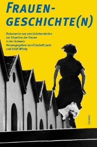 Cover Frauengeschichte(n)