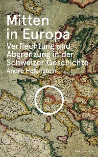 Cover Mitten in Europa