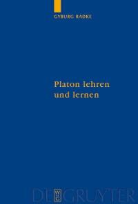 Cover Platon lehren und lernen