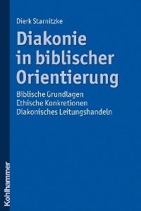 Cover Diakonie in biblischer Orientierung