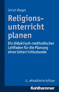 Cover Religionsunterricht planen