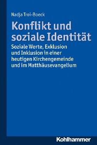Cover Konflikt und soziale Identität