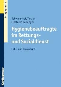 Cover Hygienebeauftragte im Rettungs- und Sozialdienst