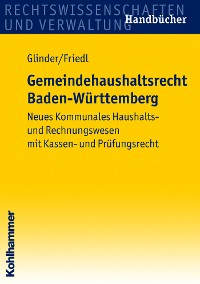 Cover Gemeindehaushaltsrecht Baden-Württemberg