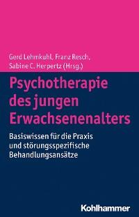 Cover Psychotherapie des jungen Erwachsenenalters