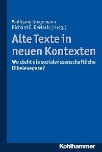 Cover Alte Texte in neuen Kontexten
