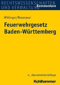 Cover Feuerwehrgesetz Baden-Württemberg