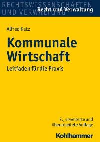 Cover Kommunale Wirtschaft