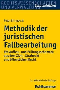 Cover Methodik der juristischen Fallbearbeitung