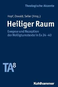 Cover Heiliger Raum