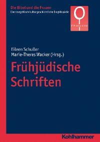 Cover Frühjüdische Schriften