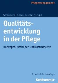 Cover Qualitätsentwicklung in der Pflege