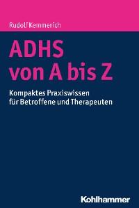 Cover ADHS von A bis Z