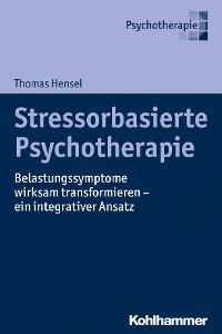 Cover Stressorbasierte Psychotherapie