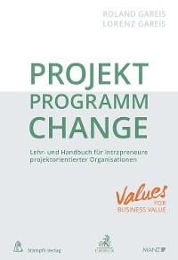 Cover PROJEKT.PROGRAMM.CHANGE