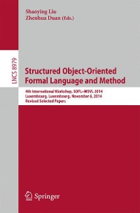 Cover Structured Object-Oriented Formal Language and Method