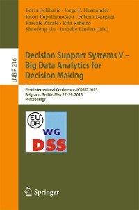 Cover Decision Support Systems V – Big Data Analytics for Decision Making