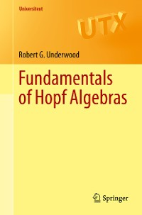 Cover Fundamentals of Hopf Algebras