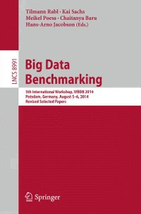 Cover Big Data Benchmarking