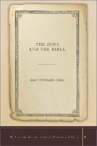 Cover The Jews and the Bible
