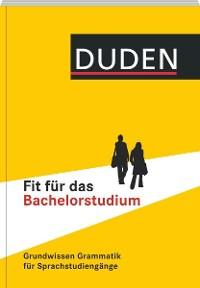 Cover Duden - Grundwissen Grammatik