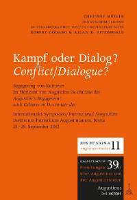 Cover Kampf oder Dialog?