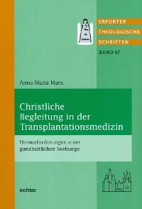 Cover Christliche Begleitung in der Transplantationsmedizin