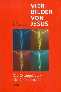 Cover Vier Bilder von Jesus