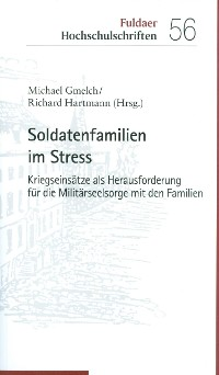 Cover Soldatenfamilien im Stress