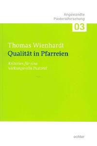 Cover Qualität in Pfarreien