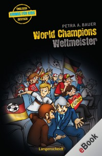 Cover World Champions - Weltmeister