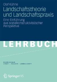 Cover Landschaftstheorie und Landschaftspraxis
