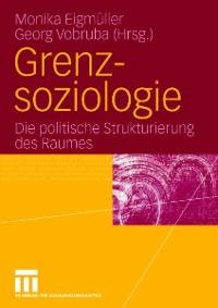 Cover Grenzsoziologie