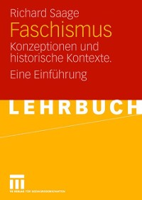 Cover Faschismus
