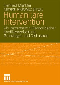 Cover Humanitäre Intervention