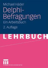 Cover Delphi-Befragungen