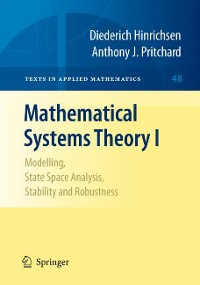 Cover Mathematical Systems Theory I