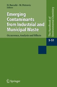 Cover Emerging Contaminants from Industrial and Municipal Waste