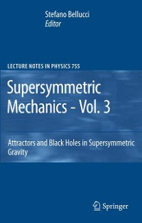 Cover Supersymmetric Mechanics - Vol. 3