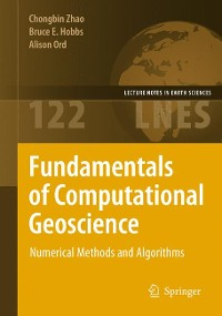 Cover Fundamentals of Computational Geoscience