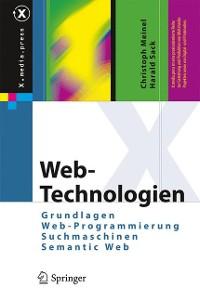 Cover Web-Technologien