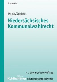 Cover Niedersächsisches Kommunalwahlrecht