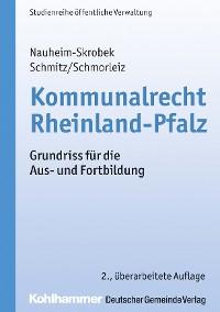 Cover Kommunalrecht Rheinland-Pfalz