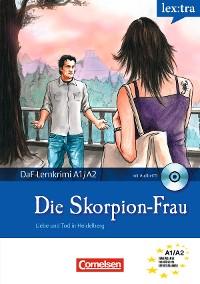 Cover A1-A2 - Die Skorpion-Frau