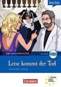 Cover Lextra - Deutsch als Fremdsprache, A1-A2 - Leise kommt der Tod