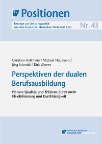 Cover Perspektiven der dualen Berufsausbildung
