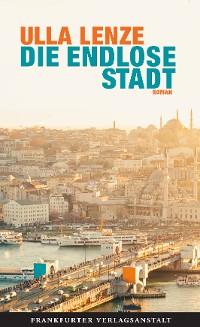Cover Die endlose Stadt